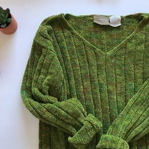 💚 Vintage Multicolor Sweater 💚